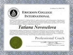 Erickson College International Professional Coach Certificate